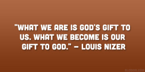 Louis Nizer Quote