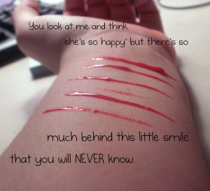 Back > Quotes For > Quotes About Fake Smiles Depression