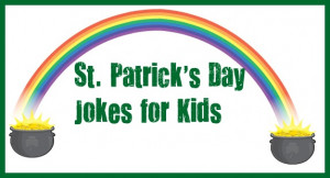 Patrick Day Jokes For Kids