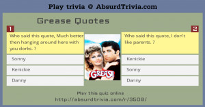 3508 Grease Quotespng