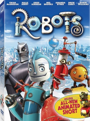 Robots Soundtrack Spot & DVD-ROM Features