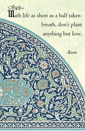 Rumi Quotes & Poetry