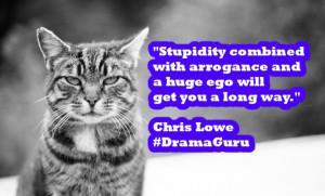Quotes About Arrogance
