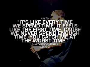 Drake Quotes And Sayings About Love