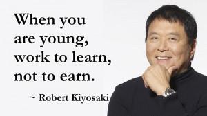 Great Robert Kiyosaki Motivational Quotes, Thoughts, Sayings Images ...