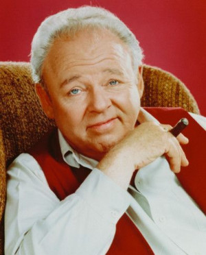 Archie Bunker~~MY FAVORITE Archie look