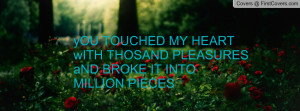 Search Results for: You Touch My Heart Quotes