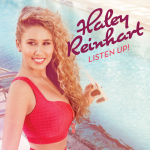 Haley Reinhart Unveils 'Listen Up!' Artwork, Track Listing, Performs ...