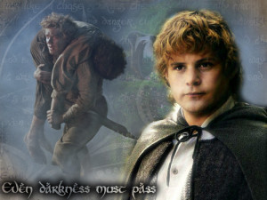 Samwise the Brave - the-nine-walkers Wallpaper