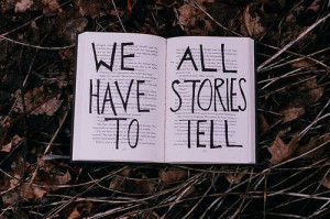 We all have bad story´s and good story´s.But it´s the Live.Life isn ...
