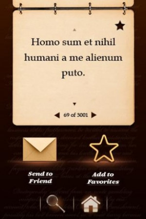 latin proverbs is a premium application that allows you to go deep ...