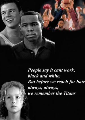 Remember The Titans Life And Its Issues Theme Essay Sample