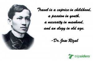 Travel and Adventures of Dr. Jose Rizal
