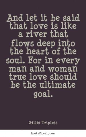 Lets Make Love Quotes Let Deal