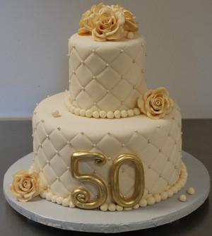 50th wedding anniversary cake sayings
