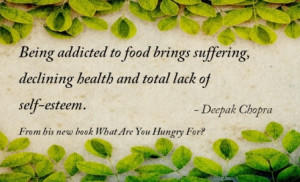 ... , Declining Health And Total Lack Of Self-Esteem. - Deepak Chopra