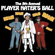Player Haters Ball T-Shirt
