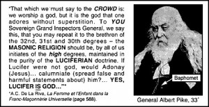 Albert Pike: All Dogma No Morals?