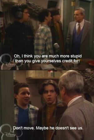 Boy Meets World quotes are hilarious