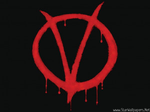 for Vendetta and Anonymous - emerging persona