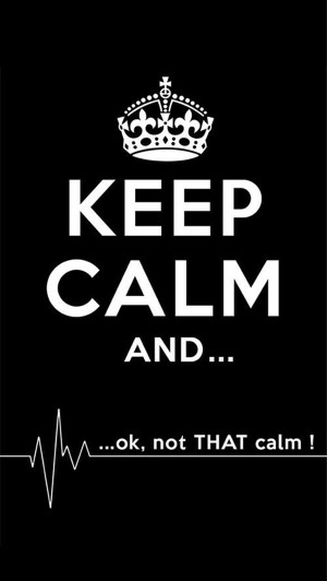 Keep Calm Quotes and Images30