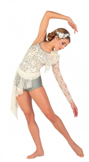 Lyrical dance costume Maybe this one fora dance about accepting a ...