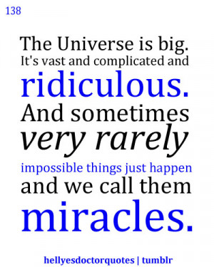 Doctor Who Quotes ♥ - no1drwhofan Photo