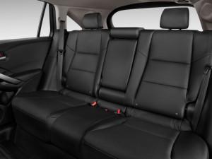 2014 Acura RDX FWD 4-door Tech Pkg Rear Seats