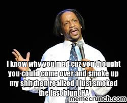 Generate a meme using Katt Williams 02