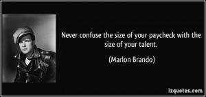 More Marlon Brando Quotes