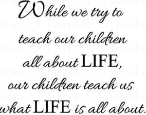 ... Decal Lettering - Teacher Classroom Inspirational Wall Quote 22H x 28W