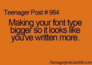 font, quote, school, teen, teenager