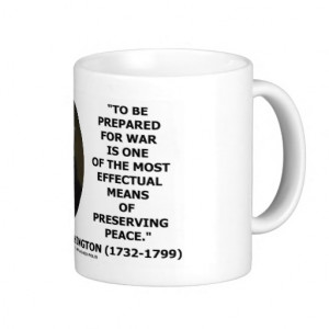 George Washington Mugs