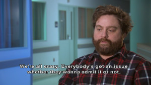 Zach Galifianakis interview on 'A look inside It's Kind Of A Funny ...