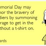 Memorial Day Quotes Happy Memorial Day Banner Funny Memorial Day ...