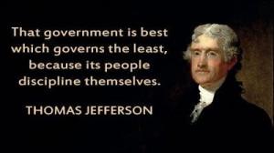 Thomas jefferson quote famous