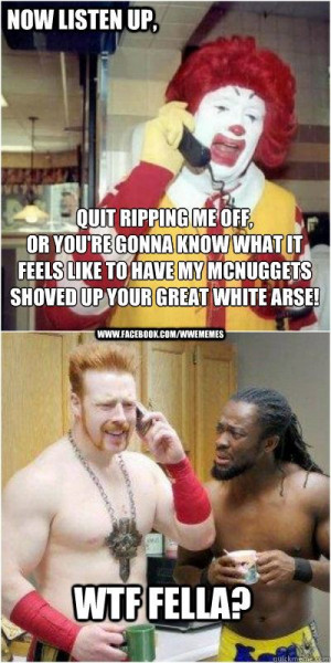 Re: Funny Wrestling Related Pictures!