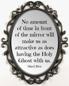Having the Holy Ghost with us More