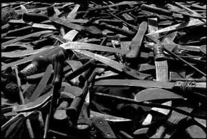 Zaire, 1994. Goma , near the border of Rwanda © Gilles Peress