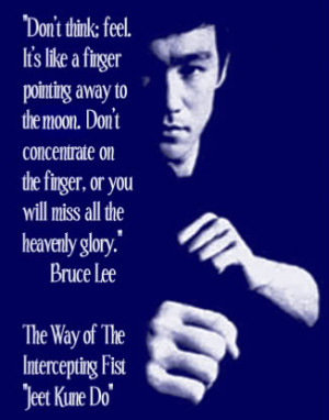 bruce lee had a degree in philosophy by fusing eastern philosophy ...