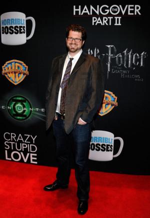 Seth Gordon Director Seth Gordon arrives at a Warner Bros Pictures