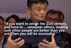 Top 15 best quotes from Jack Ma's interview at Davos