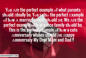 Wedding Anniversary Quotes For Parents Anniversary-wishes-for-parents ...