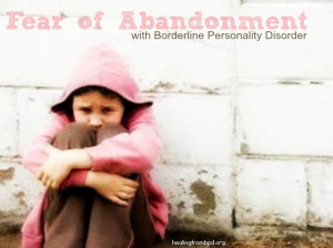 Fear of Abandonment: When You Go Away, I Regress To a Child
