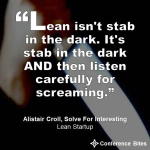 Lean Thinking Quotes