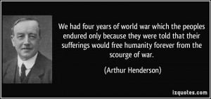 More Arthur Henderson Quotes
