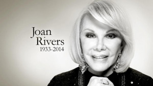 Joan Rivers is one celebrity I can say with all my heart that I will ...