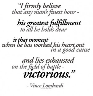 superbowl let s go with vince lombardi football man himself
