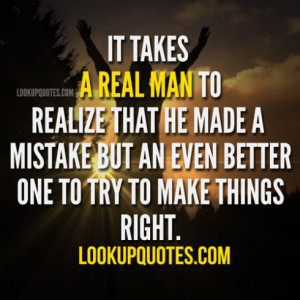 Thoughts of a real man Quotes And Sayings