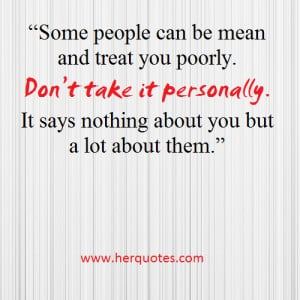 mean quotes about people